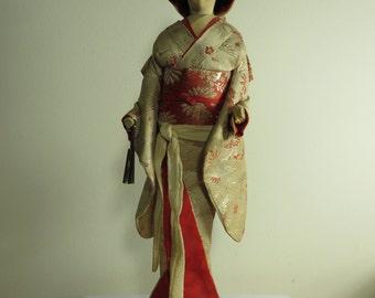 "Nishi Japanese Geisha Doll ""Hanayome"" (35% off now 96.85 originally 149)"