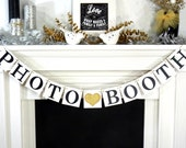 Wedding Garland / Photo Booth / Wedding Banner / Sign / Birthdays / Showers / Party Photo Prop / Customize to your Colors