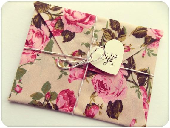 Fabric Wedding Invitations: Will You Be My Bridesmaid Card Wedding Invitation