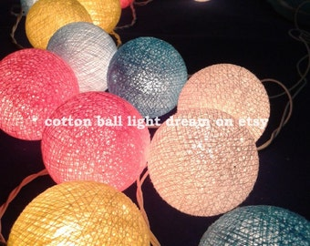 20 Mix sweet balls lighting decorative,string lights,party lighting patio lights