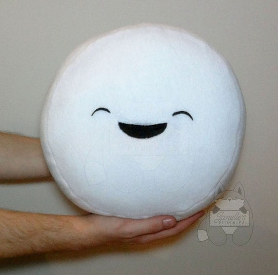 Items similar to LARGE Marshmallow Cloudy with a chance of ...