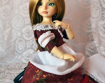 Outfit for LittleFee. Gretel Dress