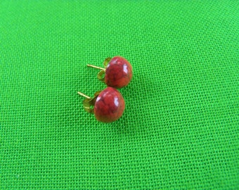 Vintage Post Earrings ( 898)