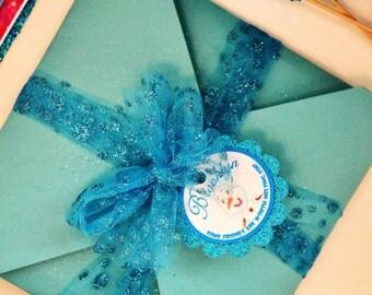 3D Frozen Party Invitation 14