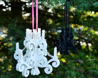 Mini Chandelier - Ornament Decor