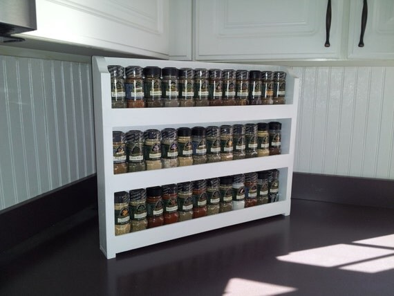 Countertop Spice Organizer : Spice Rack
