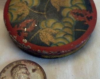 Kyrill Pleasant Memories Rouge tin compact