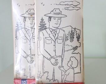 Vintage NOS Camp Postcards
