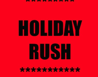 Rush ORDER Front line PASS USA or Canada