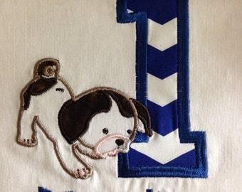 Poky Puppy Birthday Shirt