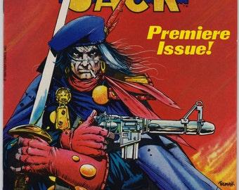 Grim Jack #1: August 1984 First Comics