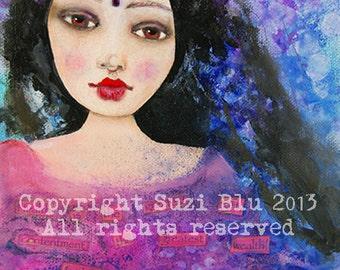 Alchemy Mixed Media Art Workshop with Suzi Blu