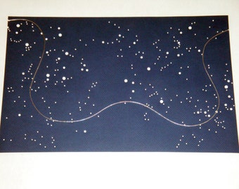 1986 Halley's Comet Flight Path - Gift for Star Gazer, Science Teacher, Astronaut Theme - Childhood Memory Thank You for Wedding Party