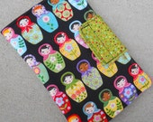 Cute Kindle Fire Case iPad Mini Case with Colorful Russian Matryoshka Dolls Kindle Fire HD 7 Cases and Covers Gift Idea for Tween or Teen