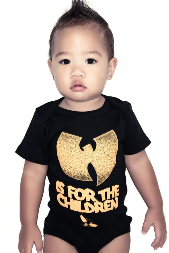 Wu-tang is for the children one piece (wutang)