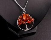 Tree of Life pendant in c...