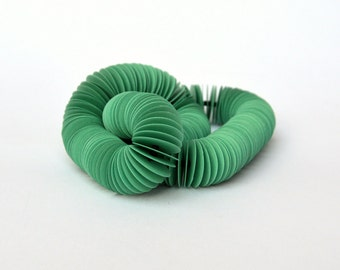 mint: Necklace PERLA - Made of Paper