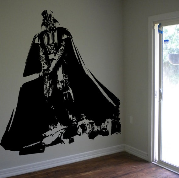 star wars wall decals wars vinyl wall decal wall decor by 30090