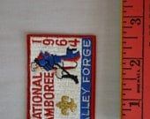 1964 National Jamboree Valley Forge Boy Scout Patch