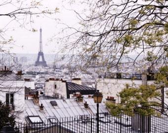 Paris photography eiffel tower decor parisian decor Paris print fine art photography office decor travel photography 4x6 5x7 6x8 8x10 10x15