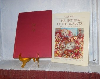 Oscar Wilde First Ed. The Birthday of The Infanta And Other Tales 1982 Fairy Tales. Hardcover 1st