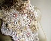 Wedding Choker Swarovski and Lace