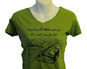 Geology Shirt for Science Geeks and Geologist