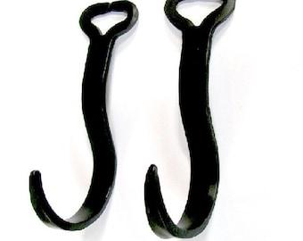 Handmade Rolling pin hanger add on pair