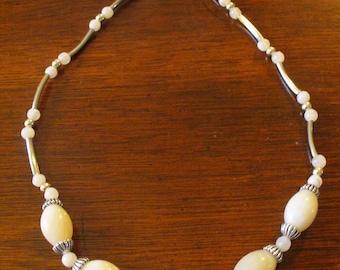 Beaded Choker Necklaces Costume Jewelry YourFineHouse Vintage Jewelry SHIPSWORLDWIDE WeddingAccessories Bridal Jewelry