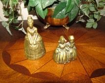 Antique Brass bells