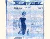 1950s  Dress Patterns Mod...