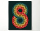 Poster Art, retro art, retro poster, Geometric poster, Abstract art, Abstract Prints Posters