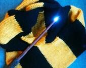 Hogwarts Hufflepuff Scarf