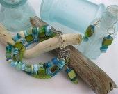 Beach Delight Bracelet and Earring Set