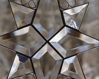 Beveled Star
