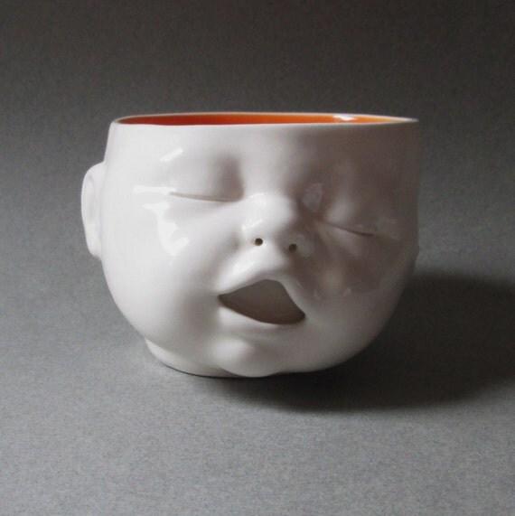 Baby Head Cup