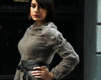 AQUA Negative Sweater