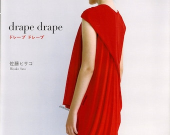 Drape Drape Japanese Craft Book - sale item