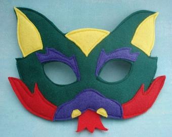 Kids Dragon Mask