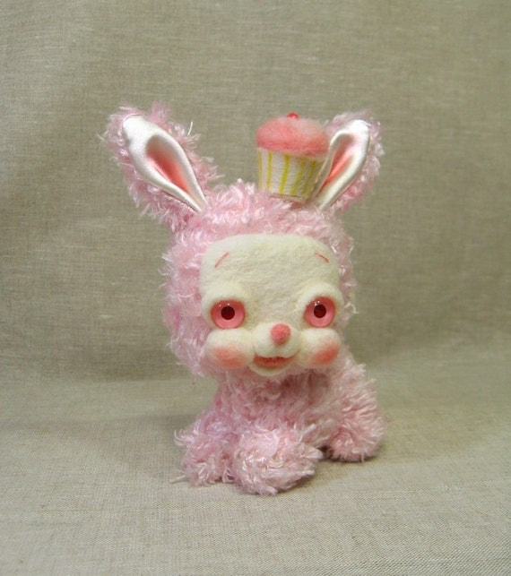 Cheri the Pink Bunny