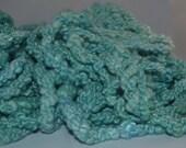 handspun yarn - Seafoam