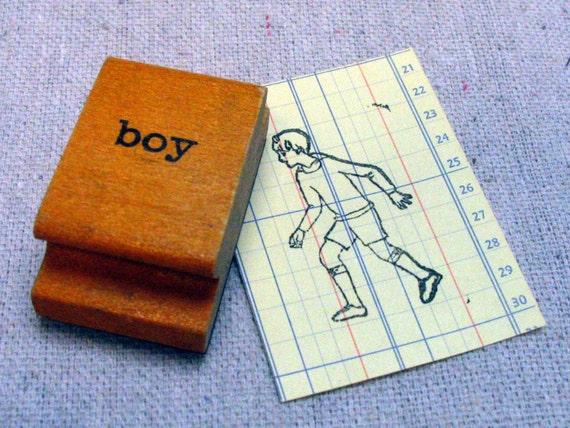 Vintage rubber stamp ink
