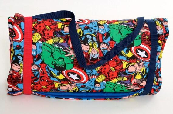 Avengers Nap Mat