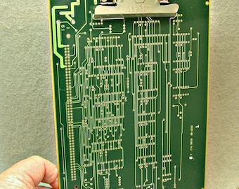 TECHIE CLIPBOARD Recycled Circuit Board Geekery MC11