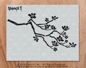 Stencil1 Cherry Blossom Stencil S1_01_126
