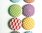 Bright and Funky Patterns Flair