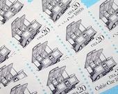 San Francisco 20c Cable Car stamp .. Set of 50 .. Unused Vintage US Postage Stamps