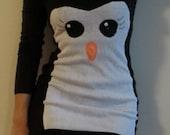 miss penguin tank dress
