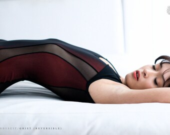 Reversible bodysuit  / Griet
