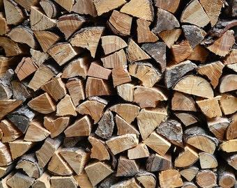 Firewood Fragrance Oil - 1 pound